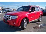 2009 Torch Red Ford Escape XLT V6 4WD #24588287