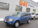 2009 Sport Blue Metallic Ford Escape XLT V6 4WD #24588303