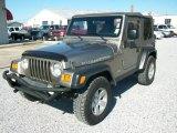 2006 Light Khaki Metallic Jeep Wrangler Rubicon 4x4 #24588385