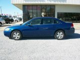 2006 Laser Blue Metallic Chevrolet Impala LS #24588386