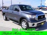 2008 Slate Gray Metallic Toyota Tundra SR5 Double Cab #24588837