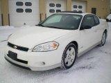 2006 White Chevrolet Monte Carlo SS #24588274