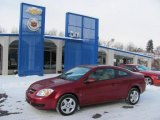2007 Sport Red Tint Coat Chevrolet Cobalt LT Coupe #24588322