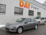 2010 Sterling Grey Metallic Ford Fusion SEL V6 #24588313