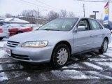 2002 Satin Silver Metallic Honda Accord LX Sedan #24587915