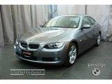 2007 Space Gray Metallic BMW 3 Series 328xi Coupe #24587954