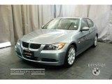 2006 Titanium Silver Metallic BMW 3 Series 330xi Sedan #24587980