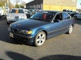 2005 Mystic Blue Metallic BMW 3 Series 330i Sedan #24588001