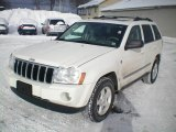 2006 Stone White Jeep Grand Cherokee Limited 4x4 #24588249