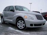 2007 Bright Silver Metallic Chrysler PT Cruiser  #24588052