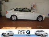 2007 Alpine White BMW 3 Series 328xi Sedan #2463427