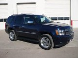 2009 Dark Blue Metallic Chevrolet Tahoe LTZ 4x4 #24588095