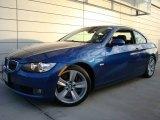 2009 Montego Blue Metallic BMW 3 Series 335i Coupe #24588152