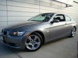 2007 Space Gray Metallic BMW 3 Series 328i Coupe #24588156