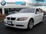2008 Alpine White BMW 3 Series 328xi Sedan #24588166