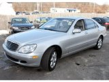 2004 Brilliant Silver Metallic Mercedes-Benz S 500 4Matic Sedan #24587845