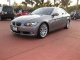 2007 Space Gray Metallic BMW 3 Series 328i Coupe #24588234