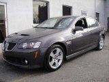 2009 Magnetic Gray Metallic Pontiac G8 GT #24588193