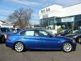 2008 Montego Blue Metallic BMW 3 Series 335i Sedan #24588209