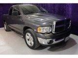 2004 Graphite Metallic Dodge Ram 1500 SLT Quad Cab #24588877