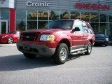 2001 Toreador Red Metallic Ford Explorer Sport #24588907