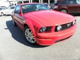 2006 Torch Red Ford Mustang GT Deluxe Coupe #24588920
