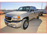 2006 GMC Sierra 2500HD SLE Extended Cab Data, Info and Specs
