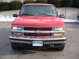 1996 Chevrolet C/K K1500 Cheyenne Regular Cab Data, Info and Specs