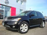 2006 Super Black Nissan Murano SL AWD #24588974