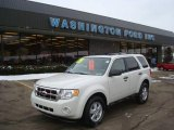 2009 Oxford White Ford Escape XLT V6 4WD #24589011