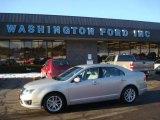 2010 Smokestone Metallic Ford Fusion SEL #24589021
