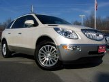 2008 White Diamond Tri Coat Buick Enclave CXL #24693368