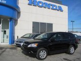 2008 Nighthawk Black Pearl Honda CR-V EX 4WD #24693317
