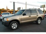 2003 Harvest Gold Metallic Ford Explorer XLS #24589099