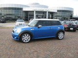 2007 Laser Blue Metallic Mini Cooper S Hardtop #24589130