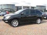 2009 Obsidian Black Lexus RX 350 #24589150