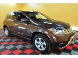2003 Deep Bordeaux Metallic Nissan Murano SL #24589161