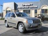 2006 Light Khaki Metallic Jeep Grand Cherokee Laredo #24589198