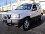 2002 Bright Silver Metallic Jeep Grand Cherokee Laredo 4x4 #24589219