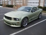 2005 Ford Mustang Legend Lime Metallic