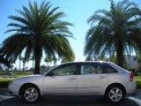 2005 Galaxy Silver Metallic Chevrolet Malibu Maxx LS Wagon #2457715