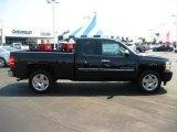 2010 Black Chevrolet Silverado 1500 LT Extended Cab #24589284