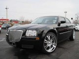 2008 Brilliant Black Crystal Pearl Chrysler 300 LX #24589299