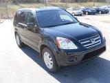 2006 Nighthawk Black Pearl Honda CR-V SE 4WD #24589332