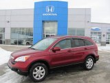 2007 Tango Red Pearl Honda CR-V EX-L 4WD #24589553