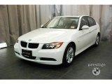 2008 Alpine White BMW 3 Series 328xi Sedan #24753037