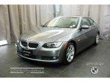 2007 Space Gray Metallic BMW 3 Series 335i Coupe #24753031