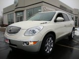 2008 White Diamond Tri Coat Buick Enclave CXL AWD #24753188
