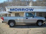 2003 Light Pewter Metallic Chevrolet Silverado 1500 Regular Cab #24753218