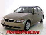 2006 Sonora Metallic BMW 3 Series 325i Sedan #24753195